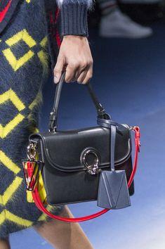 6b739e9072c Versace Fall 2017 Fashion Show Details - The Impression Runway Fashion,  Fashion Bags, Fashion