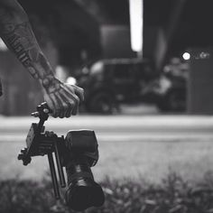 You need talent, but most of all perseverance and expertise if you wanna deliver something great. #ink #bone #canon #videographer #bw
