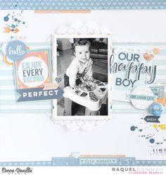 Our Happy Boy   Life Is Beautiful   Raquel Bowman   Cocoa Vanilla Studio
