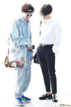 180514 인천공항 출국 @BTS_twt #방탄소년단 #지민 #JIMIN #iVoteBTSBBMAs