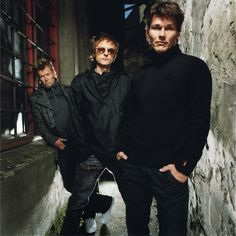 "A-Ha. ""Take on Me"". 80s music. Where did they go?"