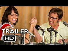 Battle of the Sexes Official Trailer #1 (2017) Emma Stone, Steve Carell Comedy Movie HD - (More info on: http://LIFEWAYSVILLAGE.COM/movie/battle-of-the-sexes-official-trailer-1-2017-emma-stone-steve-carell-comedy-movie-hd/)