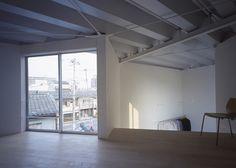 W Window House by Alphaville Architects (Kyoto, Japan)