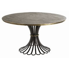 Draco Dining Table #dining #arteriors