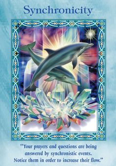 Oracle Card Synchronicity | Doreen Virtue - Official Angel Therapy Website