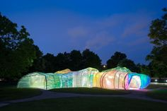 Serpentine Pavilion 2015 designed by selgascano 04