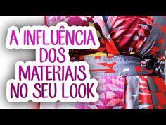 A influência dos materiais no seu look | COMO COMBINAR CORES 4 - YouTube