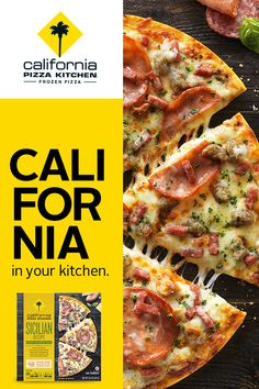 Take a culinary taste adventure with our Sicilian Recipe Pizzas, featuring zesty marinara sauce, Italian sausage, and Fontina cheese. Pizza Recipes, Low Carb Recipes, Vegan Recipes, Dinner Recipes, Cooking Recipes, Vegan Menu, Cooking Bacon, California Pizza Kitchen, Soup Appetizers