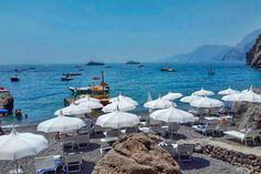 TREVILLE BEACH CLUB – Positano amalfi coast