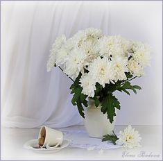 Floral still life by Elena Pankova