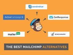 8 Mailchimp Alternatives 2019 - Which newsletter service is better? Email Marketing Services, Digital Marketing Strategy, Editing Writing, Writing A Book, Responsive Email, Campaign Logo, Blurb Book, Newsletter Design, Book Design Layout