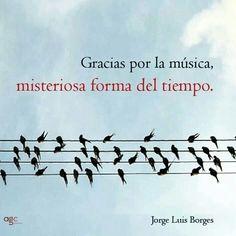 ♫♪ MUSICA ♪♫ ♥.....La música es el corazón de la vida. Por ella habla el amor; sin ella no hay bien posible y con ella todo es hermoso. Franz Liszt