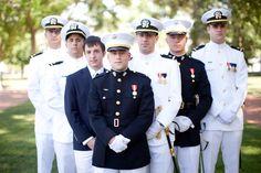 Naval Academy Wedding <3 Men in Uniform
