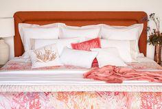 Textil y decoración dormitorio - Primavera