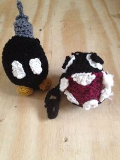 Bob-omb and chain chomp set for sale $35