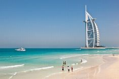 Another Such Stunning Beach Is The Burj One Of Best Beaches In Dubai