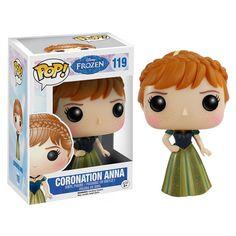 Anna - Coronation || Frozen