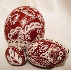 """Pisanki, kraszanki, jajka malowane...! Polish easter egg """"Kraszanka"""""""
