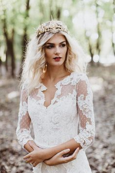 Wedding Dresses,Tulle with Lace Wedding Dresses, Long Sleeves Wedding Dresses, Sexy Bridal Dresses, Elegant Wedding Party Dresses sold by Everbeauties Prom Dress on Storenvy Edgy Wedding, Boho Wedding Dress, White Wedding Dresses, Wedding Party Dresses, Bridal Dresses, Wedding Styles, Bridesmaid Dresses, Lace Wedding, Whimsical Wedding
