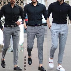 The New Angle On Trendy Summer Men Fashion Ideas For You To Try Just Released The most stunning step you will see about fashion is the type of the silhouette. A new fashion proved to be a dark as… Continue Reading → Mens Casual Dress Attire, Mens Casual Suits, Formal Men Outfit, Casual Wear For Men, Formal Dresses For Men, Formal Wear For Men, Semi Formal Outfits, Mens Dress Outfits, Formal Suits
