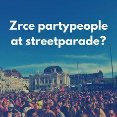 Anyone at Streetparade? #streetparade #streetparadezürich #zrce #novalja #beach #züri