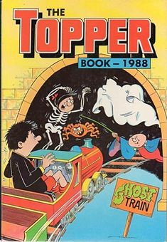 A look back at the best annuals from 1988 including My Guy, The Topper Book, Victor, Whizzer and Chips, Thundercats. Childhood Days, Thundercats, My Youth, Comic Covers, My Guy, Back In The Day, Native American, Nostalgia, The Past