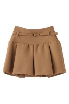 【予約販売】ボックスプリーツスカート ラウラ