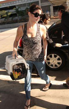 Ashley Greene Sunglasses