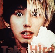 oor n mfs One Ok Rock, Takahiro Morita, Takahiro Moriuchi, Mi One, The Gazette, First Story, Visual Kei, Rock Music, Memes