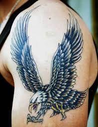 Eagle tattoo on man arm | Tattoomagz.com › Tattoo Designs / Ink-Works Gallery › Tattoo Designs / Ink Works / Body Arts Gallery