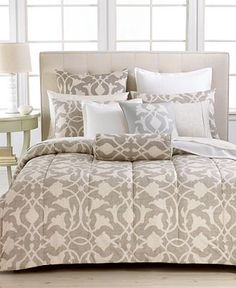 Barbara Barry Poetical Comforter Sets - Bedding Collections - Bed & Bath - Macy's