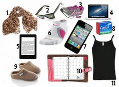Study Abroad Tips: What to Pack, What to Expect | Blair Blogs