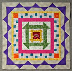 A Quilter's Table: Medallions