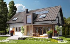Casa cu mansarda E6  G1 Economic A