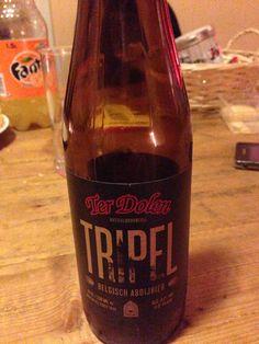 Ter Dolen - Triple, 33cl, 8,1%. Kasteelbrouwerij de Dool 17,9°Plato