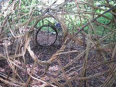 Willow Storytelling Hut