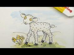 cartoon drawing tutorial