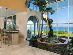 Oceanfront estate.  600 REEF RD, VERO BEACH, FL 32963