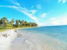 Playa Boca Drago in Isla Colon, Bocas del Toro, Panama