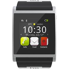 im IMWALB02C03 Bluetooth Smart Watch Black Discontinued by Manufacturer >>> Click on the image for additional details.