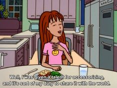 What Advice Would 'Daria''s Quinn Morgendorffer Give If She Were On 'Girl Code'? - MTV