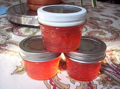 Make and share this Blushing Peach Jam recipe from Food.com.