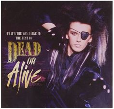 """That's the Way I Like It: The #BestOf #DeadOrAlive"" collects 18 tracks from the androgynous #British dance-pop outfit responsible for one of the '80's most enduring #club #hits, "" #YouSpinMeRound ( #LikeARecord)"". Other highlights include a cover of KC & the Sunshine Band's disco classic ""That's the Way (I Like It)"" and 1986's #BrandNewLover, as well as the four extended/alternate mixes that populate the collections' second half. #ThatsTheWayILikeIt #PeteBurns #GreatestHits #CD #80sMusic…"