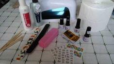 Géllakk kezdőszett  3x12  Wattos uv lámpával Starter Set, Bath Caddy, Led, Nailart, Trends, Nail Polishes, Beauty Trends