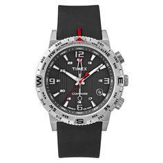 Timex horloge T2P285 met kompas functie - @Jennifer Kish.nl