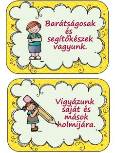 ISKOLAI ÉS OSZTÁLY SZABÁLYOK - tanitoikincseim.lapunk.hu School Staff, Pre School, Back To School, Classroom Rules, Classroom Decor, Class Decoration, Classroom Management, Preschool Activities, Kids Learning