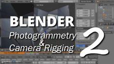 Blender Photogrammetry tutorial - Part2