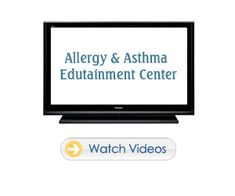 Allergy and Asthma Edutainment Center | Allergy & Asthma Relief