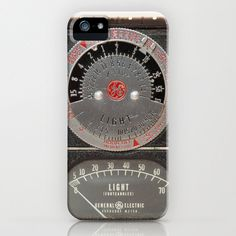 iPhone 5 Case iPhone 5 vintage light meter case for by bomobob, $42.00
