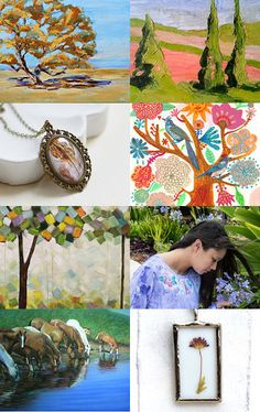 Tree of Life by Amy Fulton on Etsy--Pinned with TreasuryPin.com